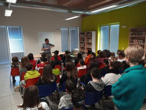 """Anche le scuole medie di Bene Vagienna hanno celebrato il """"Giorno della Memoria"""""""