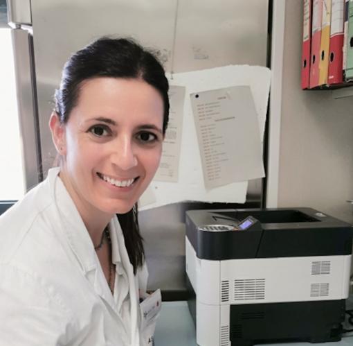 La dottoressa Michela Quatela