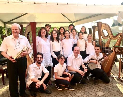 MagichArpensemble: da Piazzolla alle colonne sonore più famose, intrattenimento musicale a Cuneo