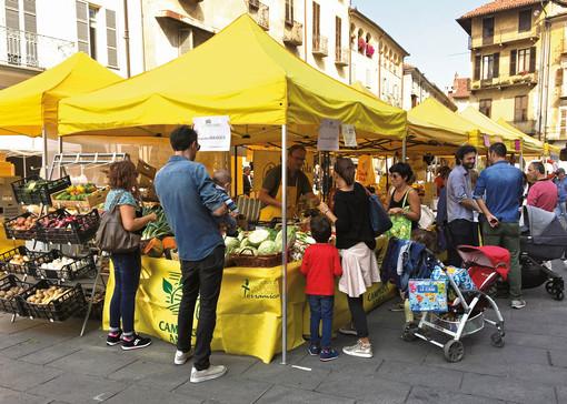 """Savigliano: gusto a """"km 0"""" con Campagna Amica di Coldiretti"""
