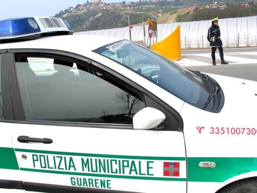 Guarene, autista di un Tir in stato di ebbrezza inseguito e fermato sulla Asti-Alba