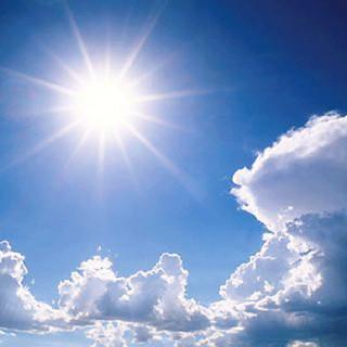 Sarà un weekend pienamente estivo, con temperature fino a 30°