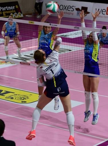 Una immagine della gara giocata in Emilia (foto Pietro Masini)