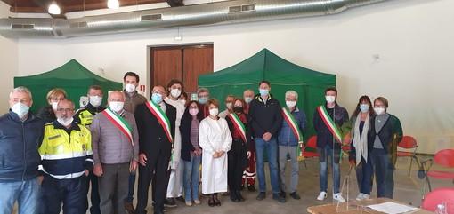A Moretta, stop della campagna vaccinale a Cascina San Giovanni