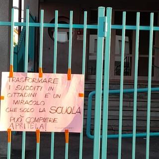 Priorità alla Scuola Mondovì torna in piazza per il diritto all'istruzione per tutti