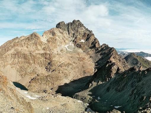 Il Monviso - Foto della guida alpina Gianluca Bocca