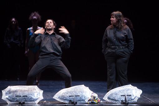 Quattro premi Ubu per gli spettacoli della Stagione teatrale del Toselli