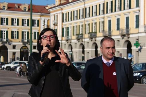 Fabiana Dadone e Manuele Isoardi