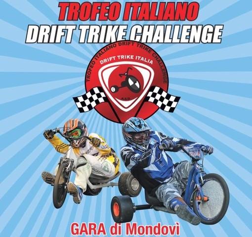 """Mondovì: tutto pronto per il """"Drift Trike Challenge 2016"""""""