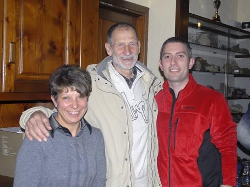 Marco Olmo, Presidente Giordanengo Andrea e Vice Belfiore Silvia