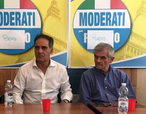 """Elezioni regionali, """"chiusa"""" la lista dei Moderati"""