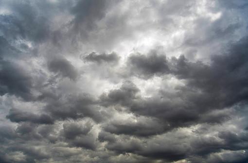 Nuova allerta gialla: nel pomeriggio di domani temporali anche forti in buona parte della Granda