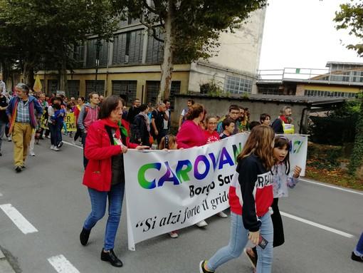 """""""Prima che gridino le pietre"""": la Carovana della Pace 2019 a Boves per ricordare l'eccidio nazista (FOTO E VIDEO)"""