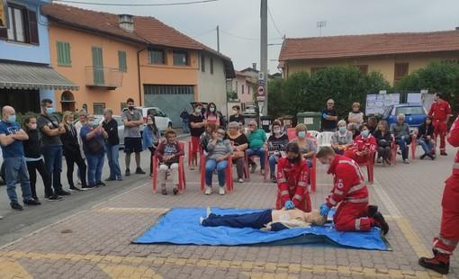 Installato un nuovo DAE a Morozzo in frazione Trucchi