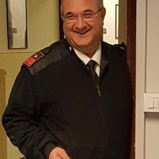 Il Luogotenente C.S. Mario D'Orfeo