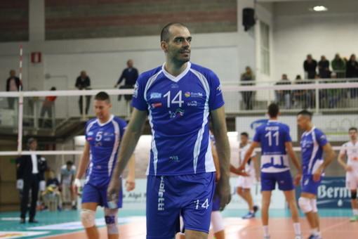 Matteo Paoletti in una immagine di repertorio (foto Ufficio stampa Vbc)