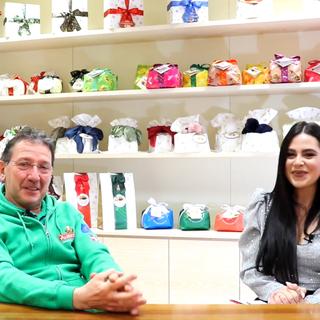 Alla scoperta di Albertengo Panettoni con Massimo Albertengo (video)