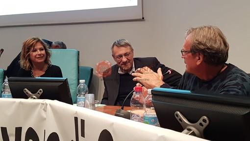 Maurizio Landini a Cuneo