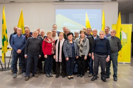 Coldiretti Cuneo: è Dino Ambrogio il nuovo presidente dell'associazione provinciale pensionati