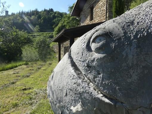 Colline d'arte: al Parco Quarelli di Roccaverano la prima edizione