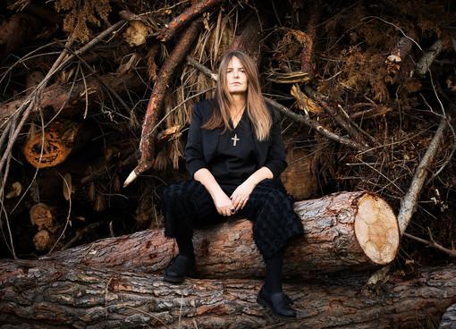 Nada nella foto di Claudia Pajewski