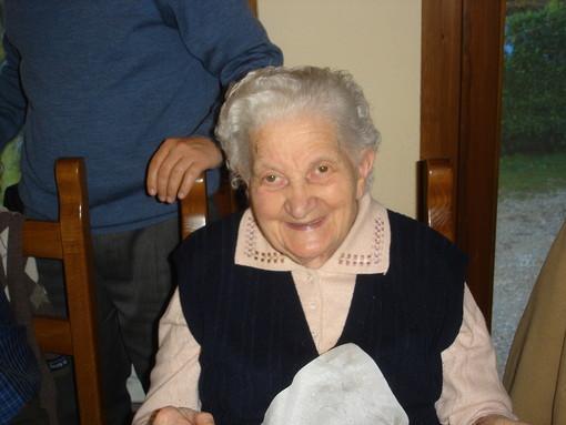 Si è spenta a 92 anni nonna Domenica, madre del giornalista saluzzese Giampaolo Testa