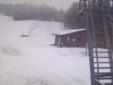 La neve sulla Granda dalle immagini delle webcam presenti sul territorio: qui la stazione cciistica di St. Gréé - Pian del Bal (Valle Tanaro)