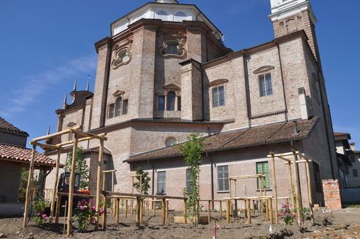 Apre a Cherasco l'Antico Orto dei Padri Somaschi