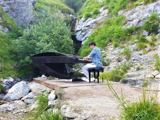 Alessandro Martire in concerto alle fonti San Bernardo