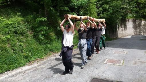 """Alla Scuola forestale di Ormea """"#ErasmusDays"""": l'esperienza sulla mobilità internazionale studentesca"""