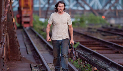 "Christian Bale in ""Out of the furnace"""