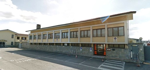 La storica sede di Olicar Spa, in via Don Orione. Dal 2017 il ramo d'azienda denominato Olicar Gestione Srl opera sotto il controllo del gruppo Manital di Ivrea