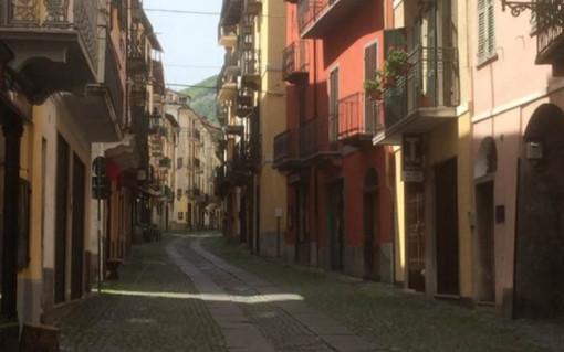 Ormea: da oggi debutta l'isola pedonale in via Roma