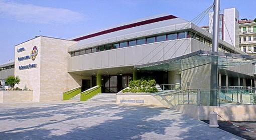 L'ospedale di Cuneo