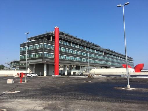 Il nuovo ospedale di Verduno