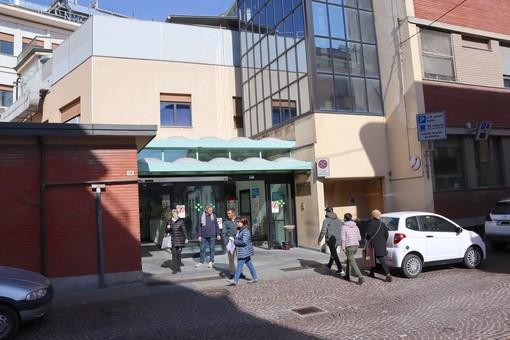 L'ospedale San Lazzaro di Alba (archivio)