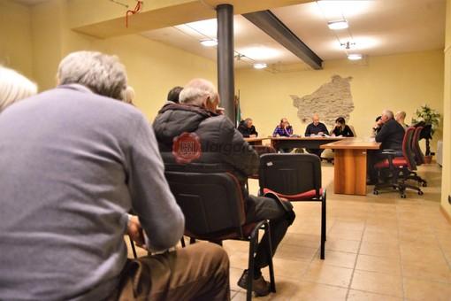 Il Consiglio comunale di Oncino