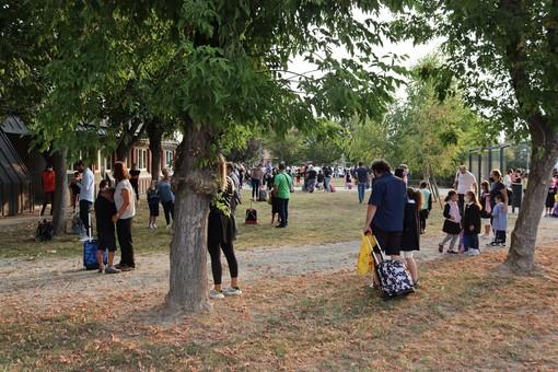 """Alba: primo giorno di scuola anche per i giovani alunni della """"Rodari"""""""