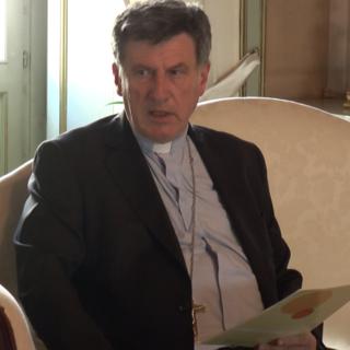 Emergenza Coronavirus: Telegranda trasmetterà la Messa celebrata da Mons. Delbosco