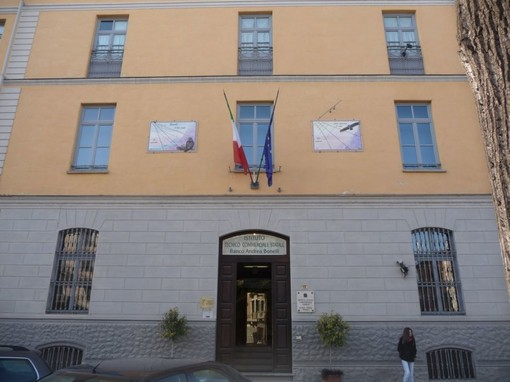 L'ingresso all'Istituto Bonelli