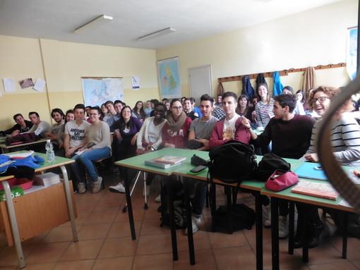 """Terminati gli incontri dell'azione """"Laboratori di futuro"""" negli Istituti Superiori di Savigliano e Racconigi"""