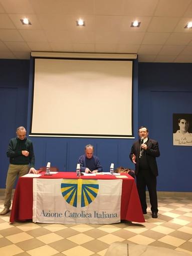 """Il primo incontro all'oratorio Don Bosco di Saluzzo del ciclo di incontri"""" Volontariato: ascoltare, stare, partecipare"""""""
