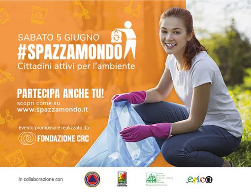 #Spazzamondo a Ceresole d'Alba