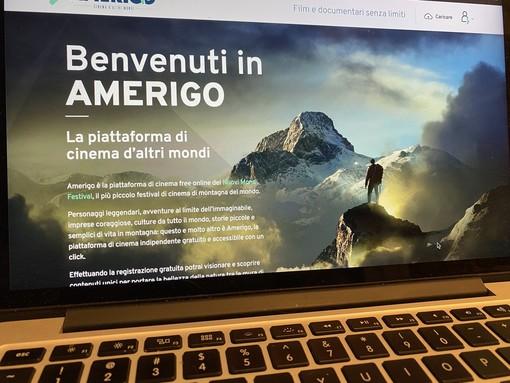 """Nasce """"Amerigo"""", la prima piattaforma gratuita di cinema indipendente ad opera del Film Festival di Valloriate"""