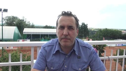Il direttore sportivo Paolo Borello