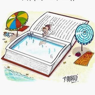 Agosto: un tuffo al mare e in un buon libro con le proposte di lettura di Bernardo Negro per il Caffè Letterario