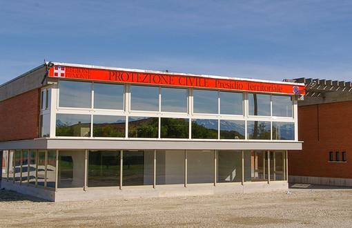 Sede della Protezione Civile di Fossano