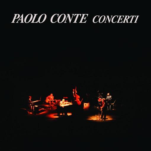 """Il Caffè Letterario di Bra annuncia in anteprima l'uscita di """"CONCERTI"""", l'unico leggendario album dal vivo di Paolo Conte"""