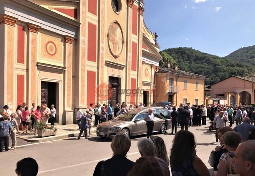 """I funerali di Agnese """"Bruna"""" Ferro"""