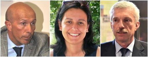 Da sinistra, Dovetta, Bordese e Marengo